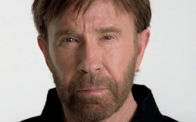 Chuck Norris Goes Green