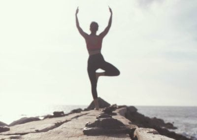 Yoga and heart rate variability: A comprehensive review of the literature