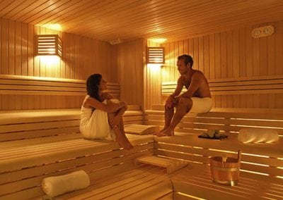 Clinical Effects of Regular Dry Sauna Bathing: A Systematic Review