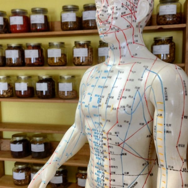 Exploring the other side of acupuncture